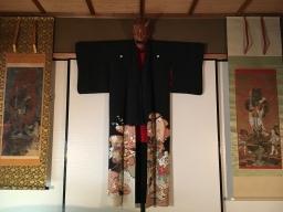 Another private studio in Nijo-jo castle area of KYOTO